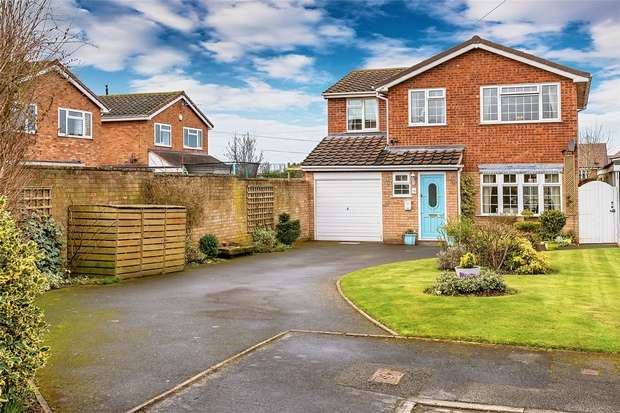 4 Bedrooms Detached House for sale in Windsor Road, Pattingham, WOLVERHAMPTON, Staffordshire