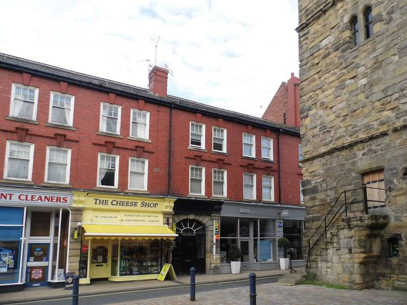 2 Bedrooms Apartment Flat for sale in Clock Tower Flats, Oldgate, Morpeth