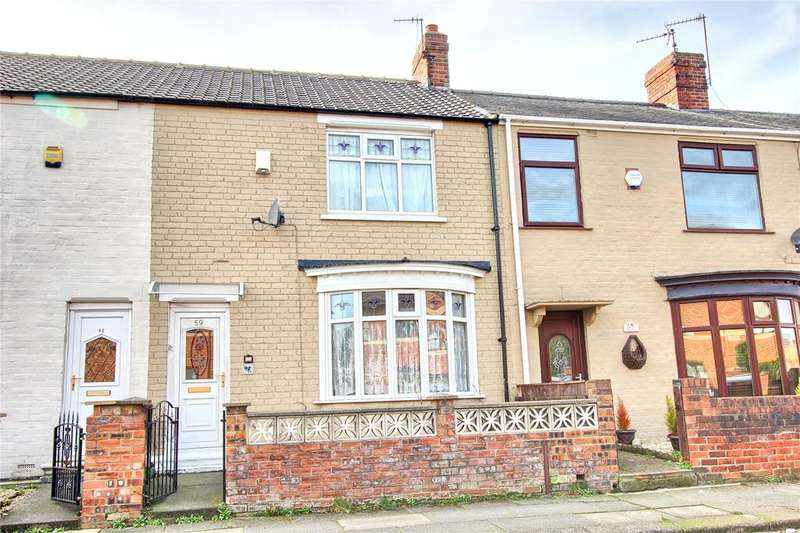 2 Bedrooms Terraced House for sale in Lytton Street, Middlesbrough