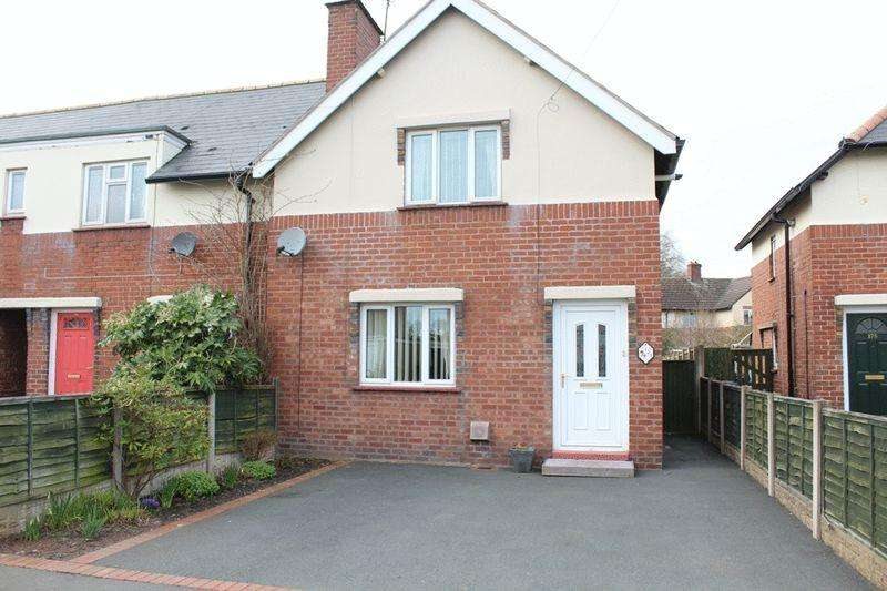 3 Bedrooms Terraced House for sale in New Park Road, Castlefields, Shrewsbury, SY1 2SH