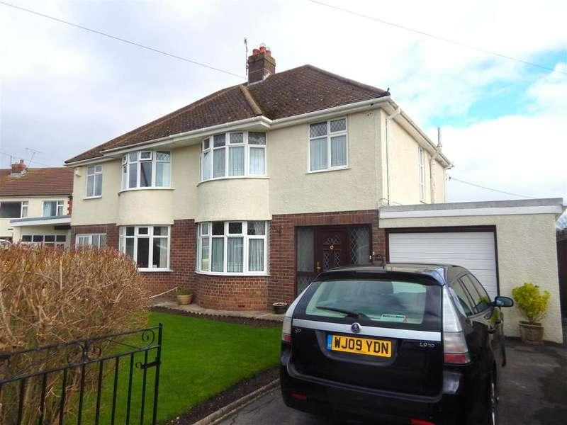 3 Bedrooms Semi Detached House for sale in Bishopston Road, Bishopston