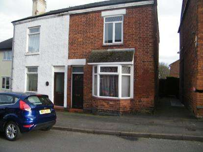 2 Bedrooms Semi Detached House for sale in Weaver Street, Winsford, Cheshire