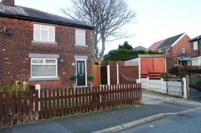 3 Bedrooms Semi Detached House for sale in Holland Road, Hyde, Cheshire, Greater Manchester