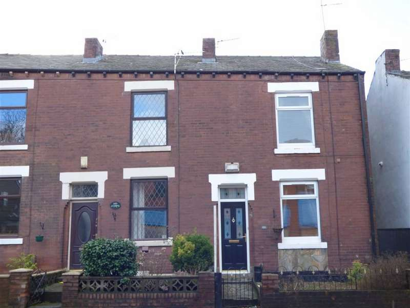 2 Bedrooms Property for sale in Middleton Road, Chadderton, Oldham, OL9