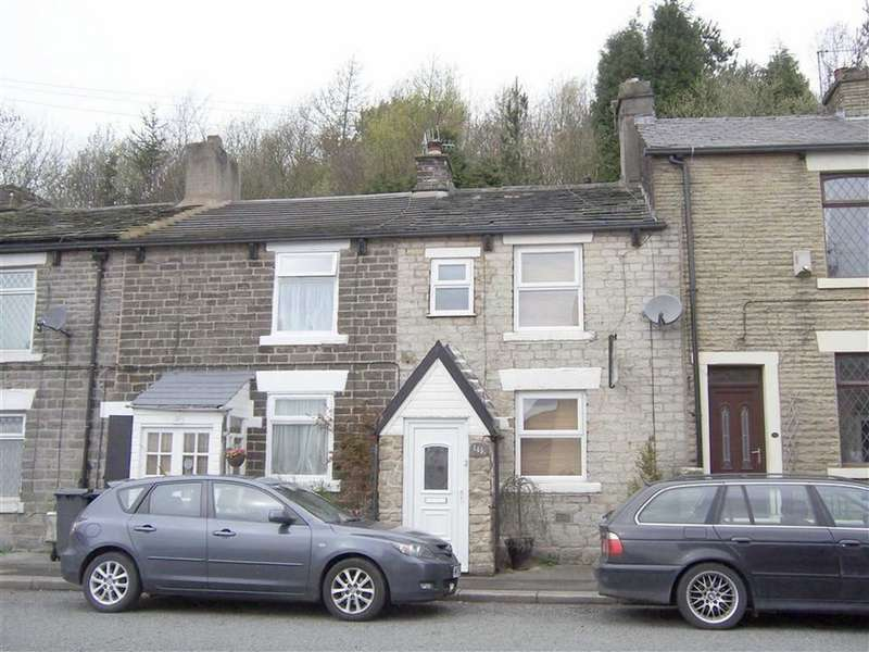 2 Bedrooms Property for sale in Stockport Road, Mossley, Ashton-under-lyne, Lancashire, OL5