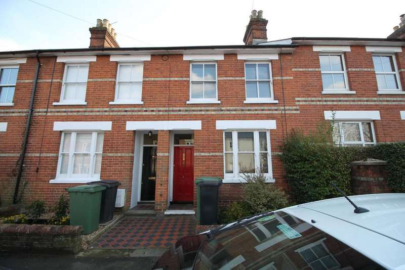 3 Bedrooms Terraced House for sale in Southern Road, Basingstoke RG21