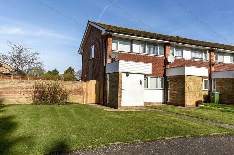 3 Bedrooms End Of Terrace House for sale in Stroud Green Drive, Bognor Regis, PO21