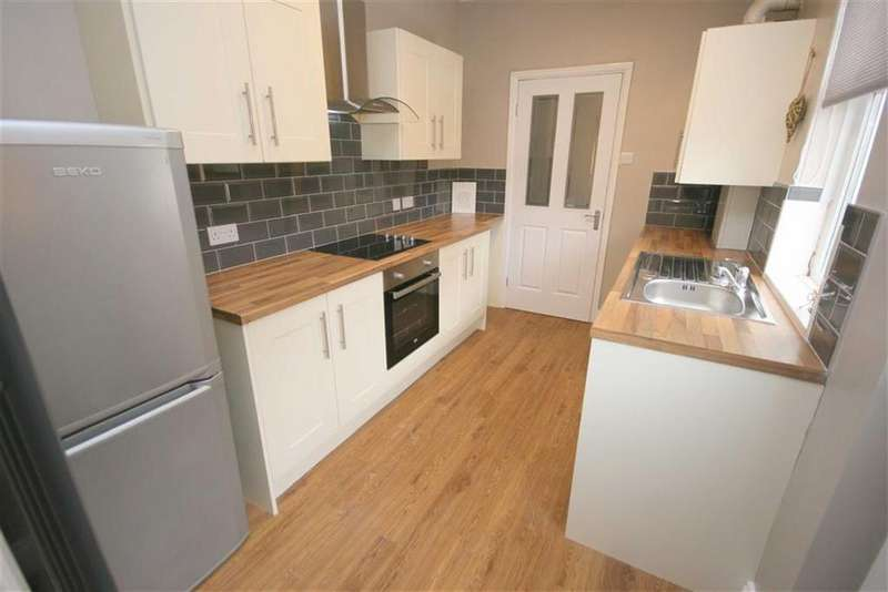 2 Bedrooms Flat for sale in Shafto Street, Wallsend, Tyne And Wear, NE28