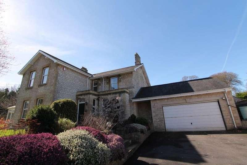 4 Bedrooms Detached House for sale in Radstock, Somerset