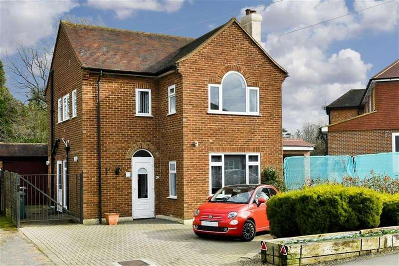 3 Bedrooms Detached House for sale in Tattenham Grove, Epsom Downs, Surrey