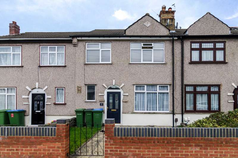 3 Bedrooms Terraced House for sale in Gerda Road, New Eltham, SE9 3SJ