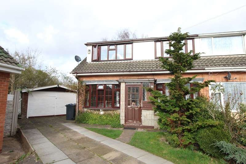 3 Bedrooms Semi Detached House for sale in Southam Close, Hall Green, Birmingham