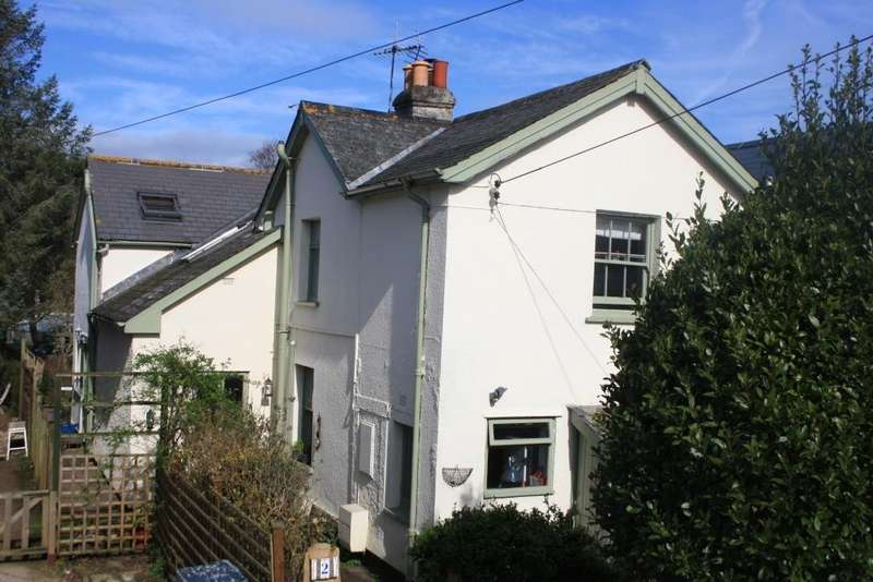 4 Bedrooms Semi Detached House for sale in Bridge Cottages, Green Lane