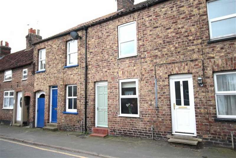 2 Bedrooms Terraced House for sale in Eastgate North, Driffield, East Yorkshire