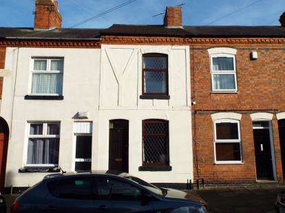 2 Bedrooms Terraced House for sale in Harold Street, Aylestone, Leicester, Leicestershire