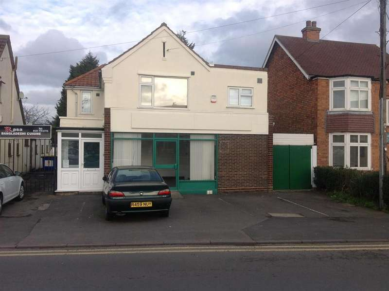 4 Bedrooms Detached House for sale in Alcott Lane, Birmingham - Residential