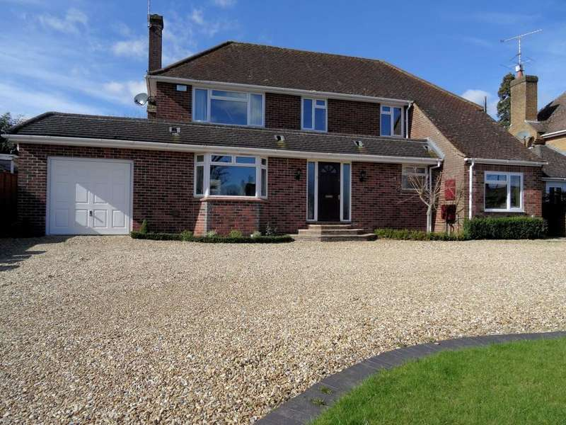 4 Bedrooms Detached House for sale in Cliddesden Road