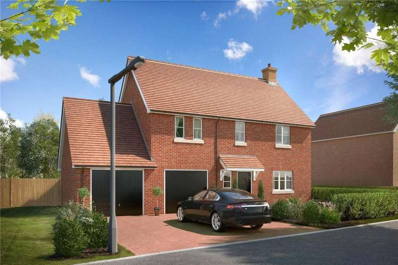 4 Bedrooms Detached House for sale in Alchester Park Phase 2, Bicester, OX26