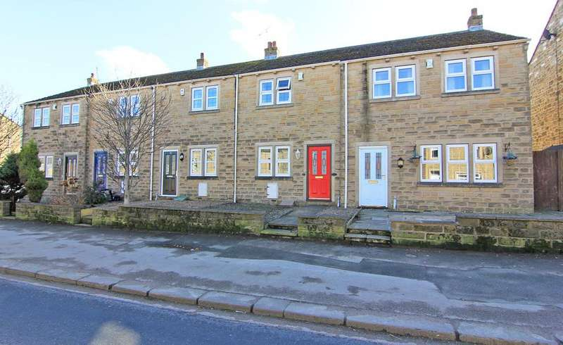 2 Bedrooms Town House for sale in 40 Keighley Road, Cowling,