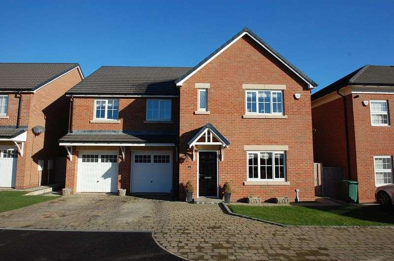6 Bedrooms Detached House for sale in Binchester Court, Ingleby Barwick, Stockton-on-Tees