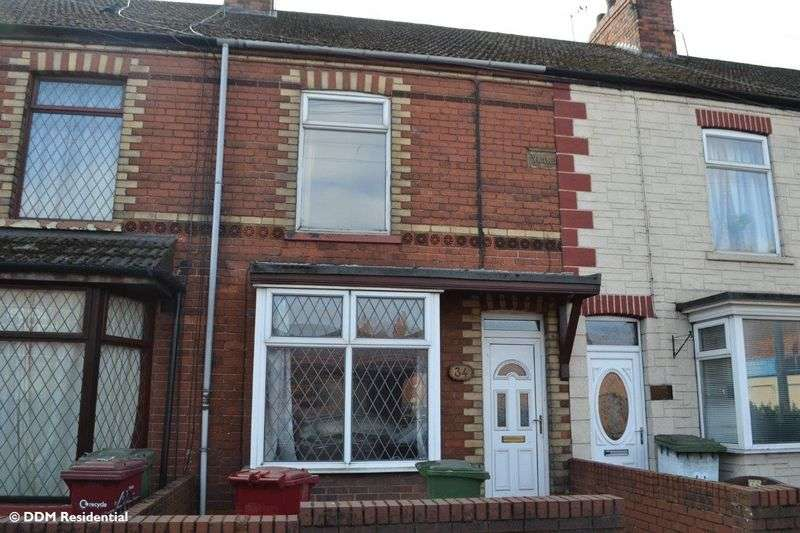 2 Bedrooms Terraced House for sale in Ashby High Street, Ashby, Scunthorpe