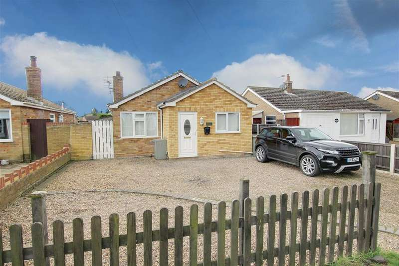 3 Bedrooms Detached Bungalow for sale in Eldessa, Sutton Road, Huttoft