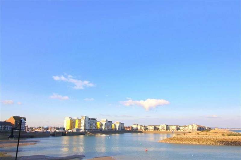2 Bedrooms Apartment Flat for sale in Anguilla Close, Eastbourne