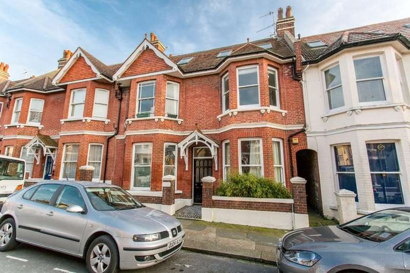 1 Bedroom Ground Maisonette Flat for sale in Granville Road, Hove