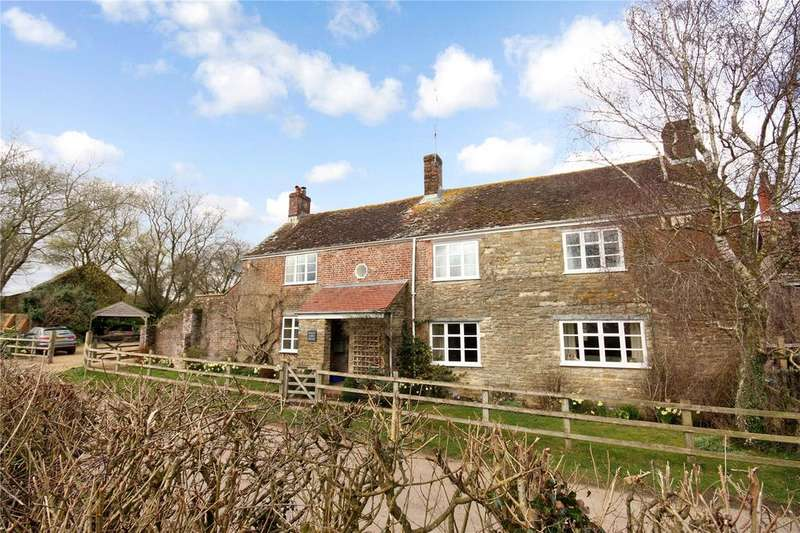 4 Bedrooms Detached House for sale in Fifehead St. Quinton, Sturminster Newton, Dorset