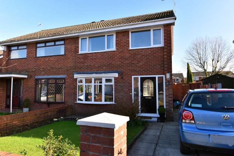 3 Bedrooms Semi Detached House for sale in Thornwood, Skelmersdale