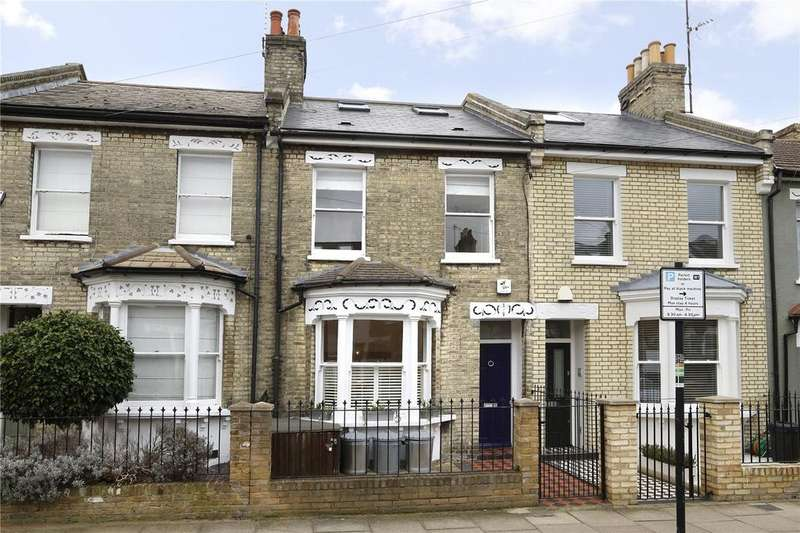 5 Bedrooms Terraced House for sale in Coleford Road, London, SW18