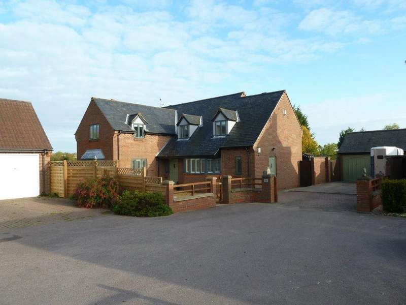 4 Bedrooms Detached House for sale in Old Dalby
