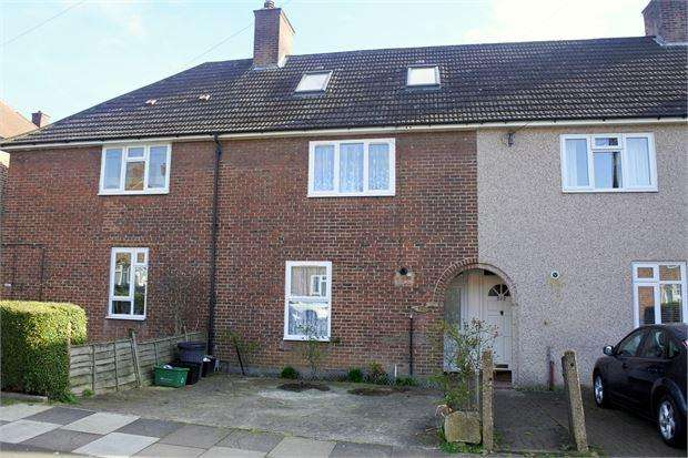 3 Bedrooms Terraced House for sale in Rangefield Road, Bromley, Kent. BR1 4QY