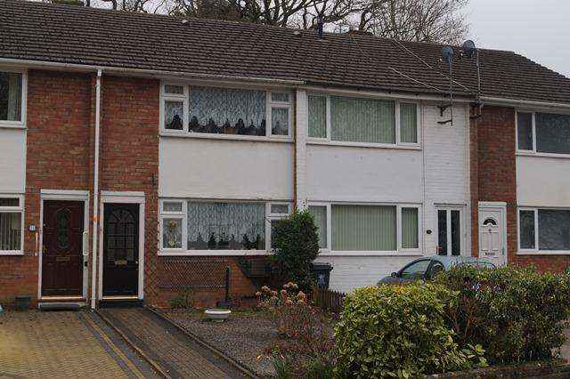 2 Bedrooms Terraced House for sale in Woolaston Avenue, Lakeside, Lakeside, Cardiff CF23
