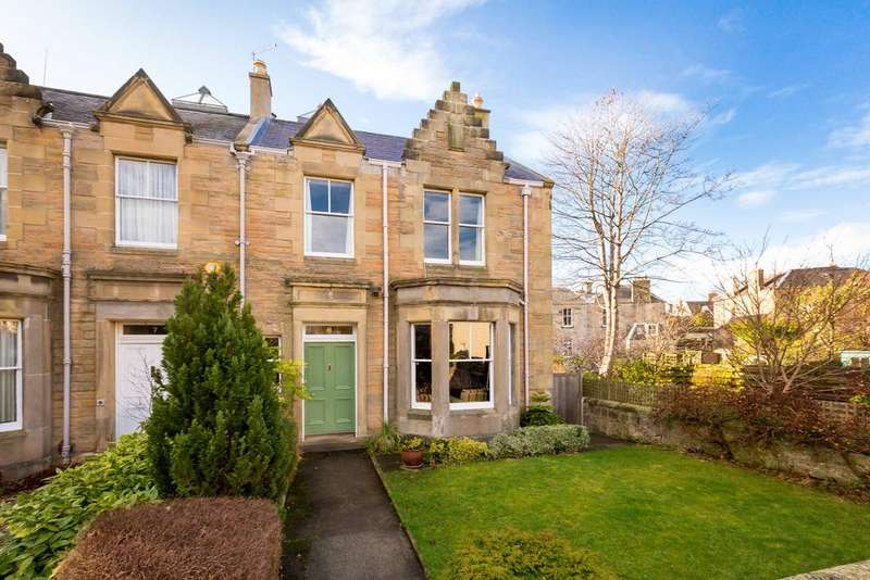 4 Bedrooms Semi Detached House for sale in 8 Burgess Terrace, Newington, EH9 2BD