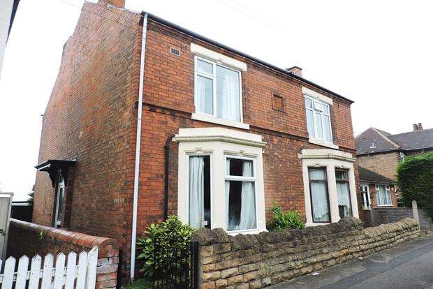 3 Bedrooms Semi Detached House for sale in Brookhill Street, Stapleford, Nottingham, NG9