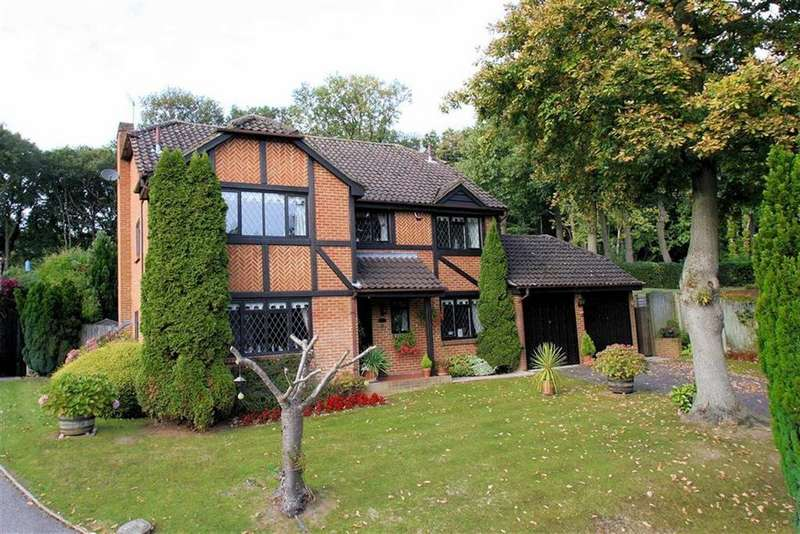 5 Bedrooms Detached House for sale in Pine Crest, Oaklands, Welwyn AL6 0EQ