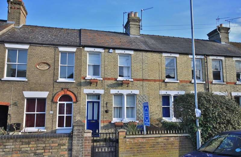 2 Bedrooms Terraced House for sale in Oxford Road, Cambridge