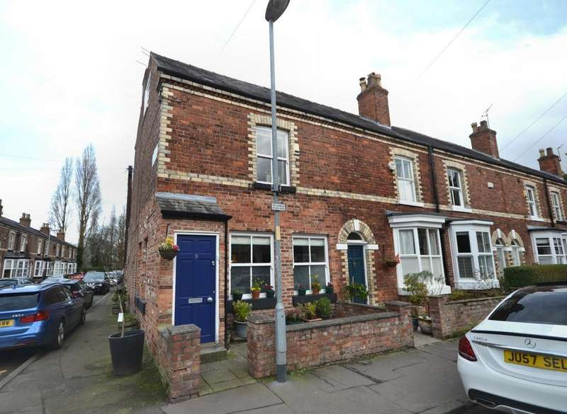 3 Bedrooms End Of Terrace House for sale in Gillbrook Road, Didsbury