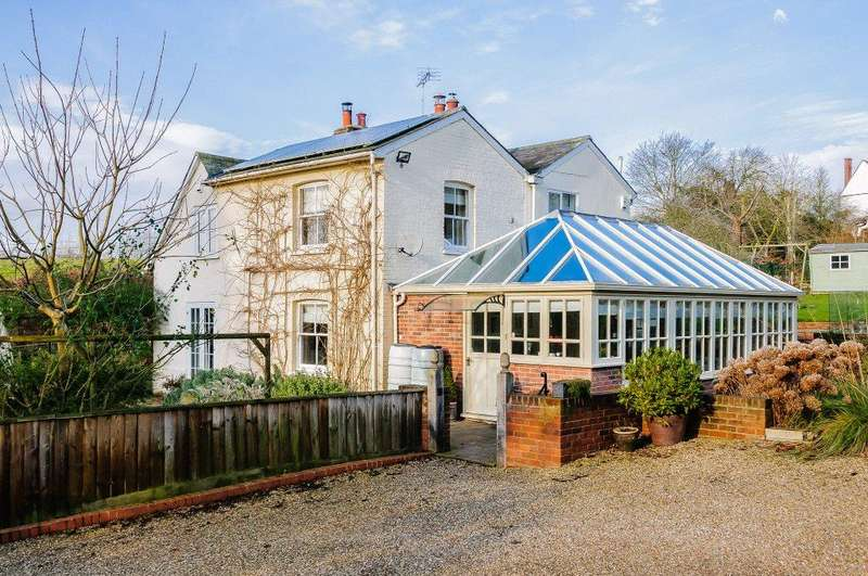 4 Bedrooms Detached House for sale in School Street, Stoke By Nayland, Colchester, Suffolk, CO6