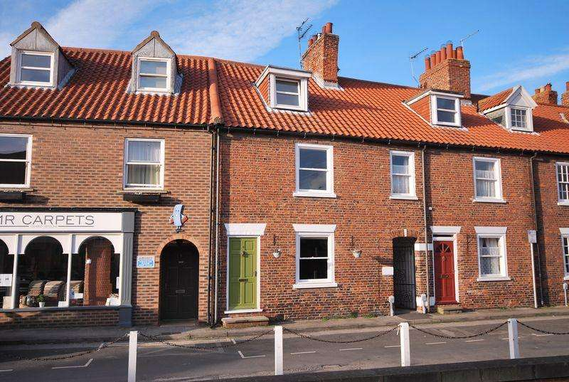 2 Bedrooms Town House for sale in Beckside North, Beverley