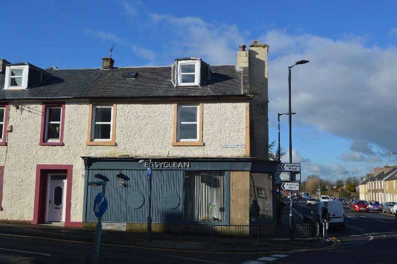 3 Bedrooms Flat for sale in Burns Street, Irvine, North Ayrshire, KA12 8RW
