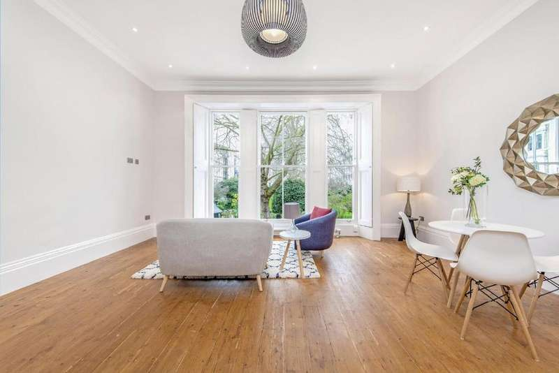1 Bedroom Flat for sale in Hereford Road, Bayswater, W2