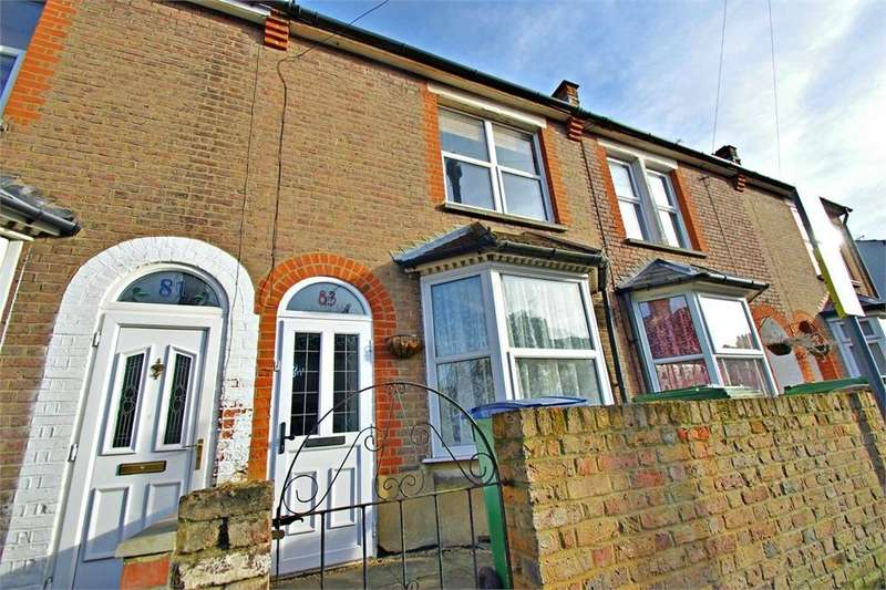 2 Bedrooms Terraced House for sale in Chester Road, WATFORD, Hertfordshire