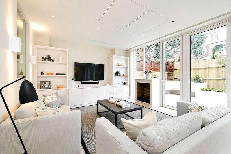 3 Bedrooms Detached House for sale in Glentham Road, Barnes, London, SW13