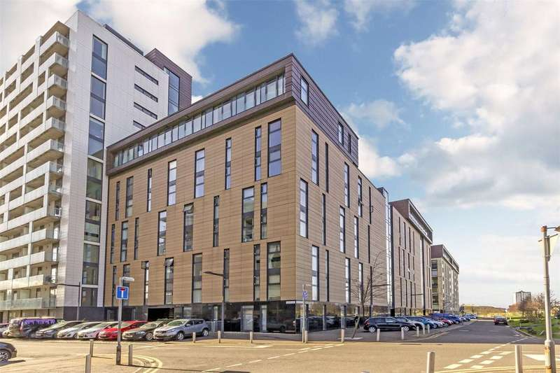 1 Bedroom Flat for sale in 7/3, 12 Castlebank Place, Glasgow, G11