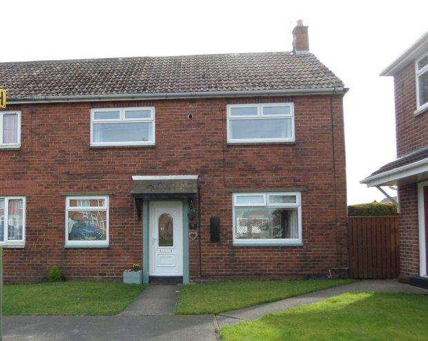 3 Bedrooms Terraced House for sale in LANGDALE OVAL, TRIMDON COLLIERY, SEDGEFIELD DISTRICT