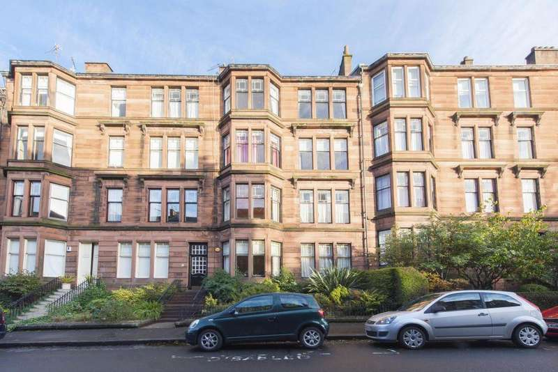 3 Bedrooms Flat for sale in 2/1, 19 Falkland Street, Hyndland, G12 9PY