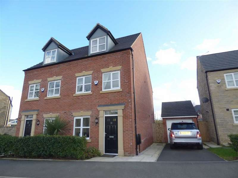 3 Bedrooms Property for sale in Marquess Way, Rhodes, Manchester, M24