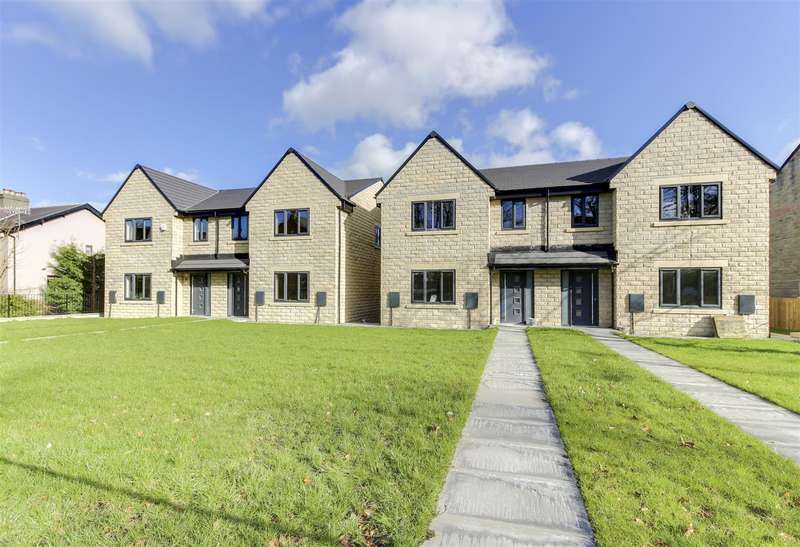 5 Bedrooms Semi Detached House for sale in Plot 4, Towneley View, Todmorden Road, Burnley